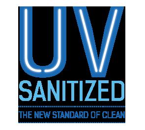 UV Sanitized